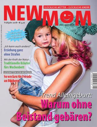 NEW MOM Frühjahr 2018