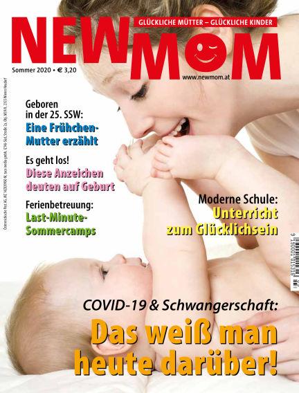 NEW MOM May 19, 2020 00:00