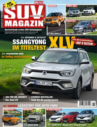 SUV Magazin 05/2016