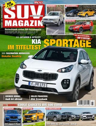 SUV Magazin 03/2016