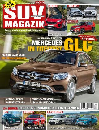 SUV Magazin 02/2016