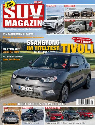 SUV Magazin 01/2016