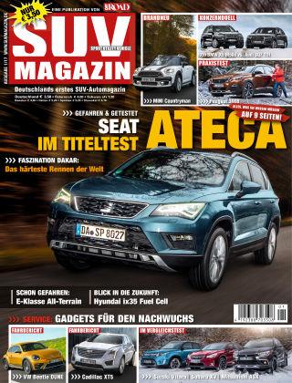 SUV Magazin 01/2017