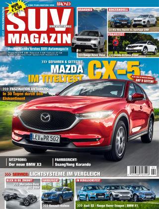 SUV Magazin 04/2017