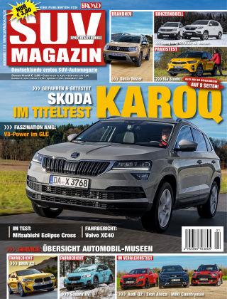 SUV Magazin 01/2018