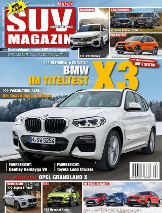 SUV Magazin 02/2018