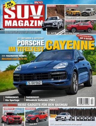 SUV Magazin 04/2018