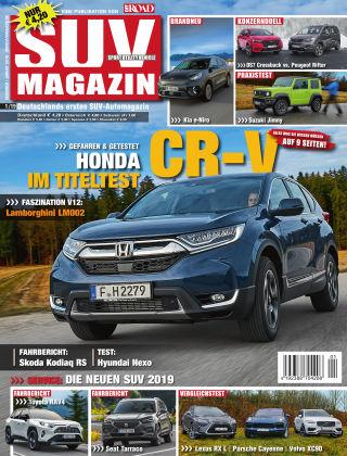 SUV Magazin 01/2019