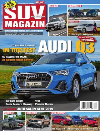 SUV Magazin 02/2019