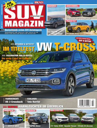 SUV Magazin 03/2019
