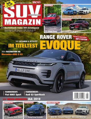 SUV Magazin 05/2019
