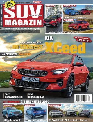 SUV Magazin 01/20