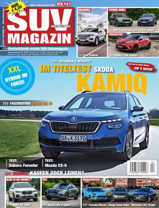 SUV Magazin 4/20