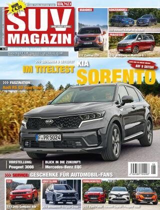 SUV Magazin 06/20
