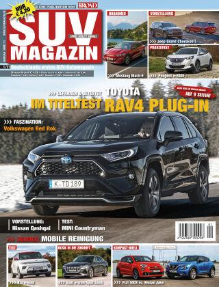 SUV Magazin 01/21