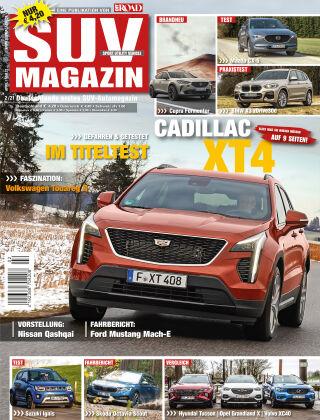 SUV Magazin 02/21