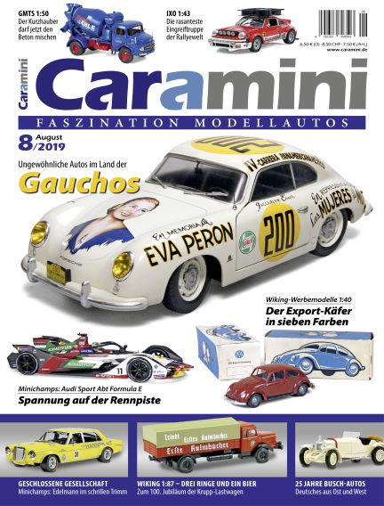 Caramini July 31, 2019 00:00