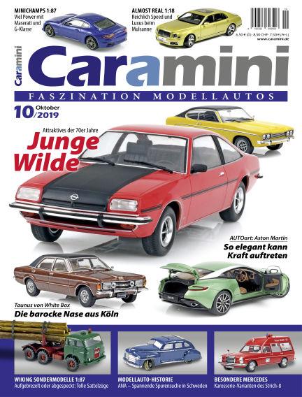 Caramini October 02, 2019 00:00