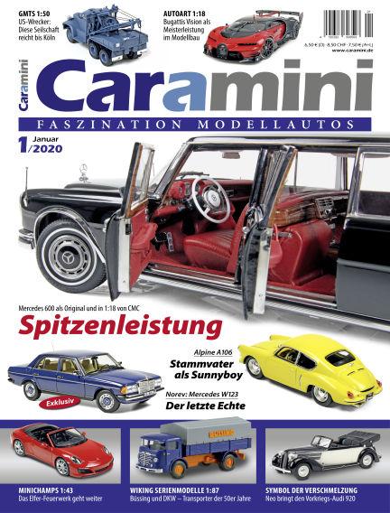Caramini January 02, 2020 00:00