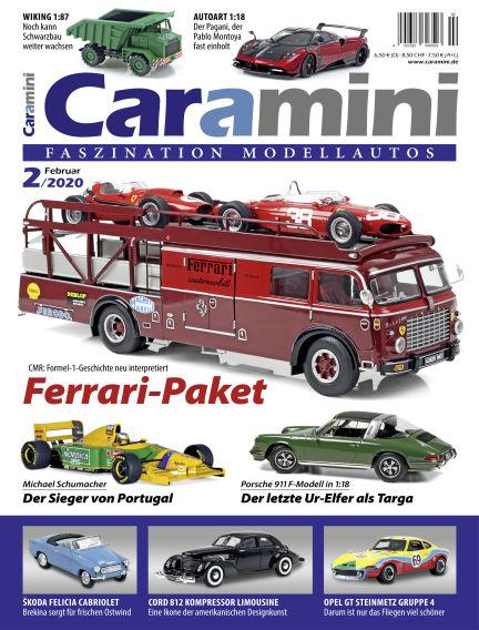 Caramini January 29, 2020 00:00