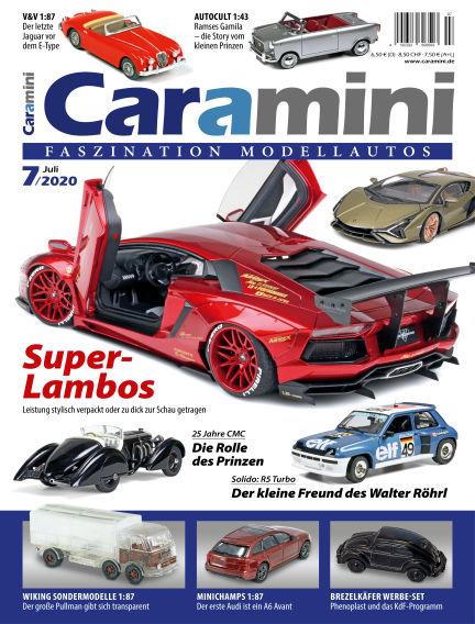 Caramini July 01, 2020 00:00