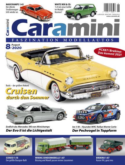 Caramini July 29, 2020 00:00