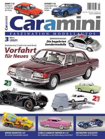 Caramini March 03, 2021 00:00