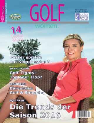 GolfWomen 1/2016
