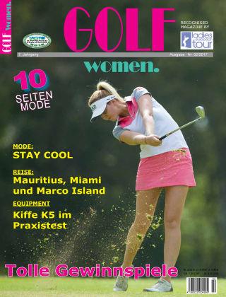 GolfWomen 2/2017