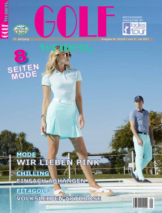 GolfWomen 2/2021