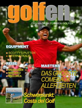 golfen 02/2019 Mai
