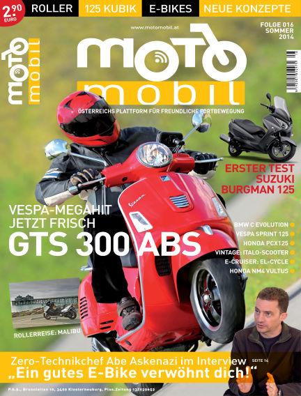 Motomobil May 16, 2014 00:00