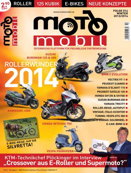 Motomobil November 03, 2013 00:00