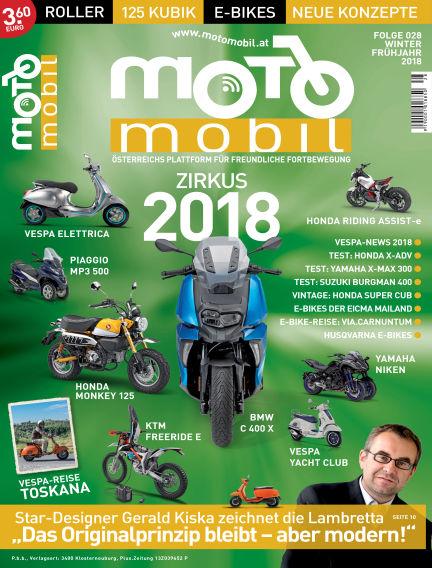 Motomobil December 22, 2017 00:00