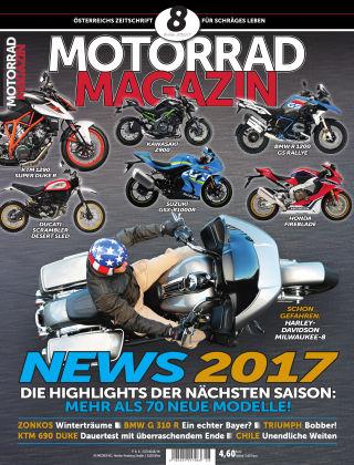 Motorradmagazin 08-2016