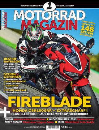 Motorradmagazin 01-2017