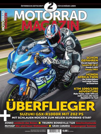 Motorradmagazin March 16, 2017 00:00