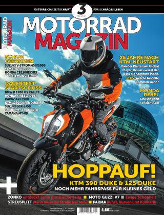 Motorradmagazin 03-2017