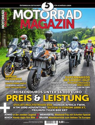Motorradmagazin 05-2017