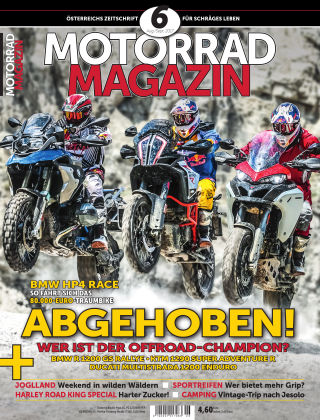 Motorradmagazin 06-2017
