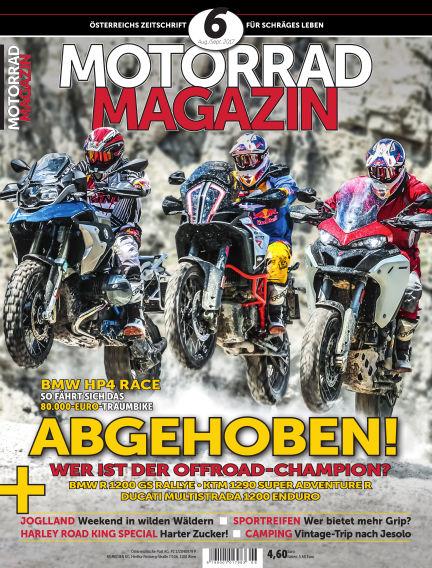 Motorradmagazin July 20, 2017 00:00
