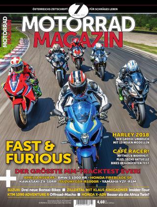 Motorradmagazin 07-2017