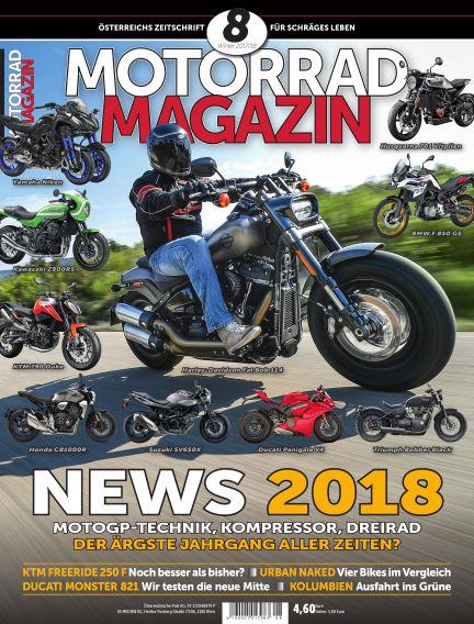 Motorradmagazin November 23, 2017 00:00
