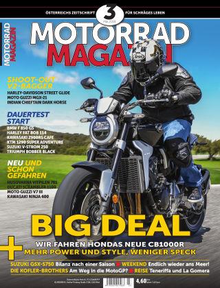 Motorradmagazin 03-2018