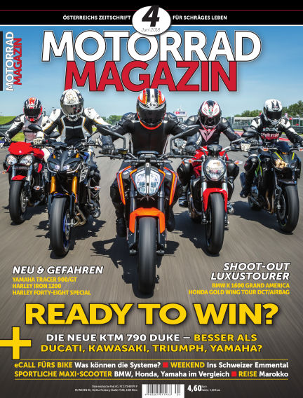 Motorradmagazin