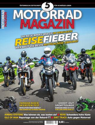 Motorradmagazin 05-2018