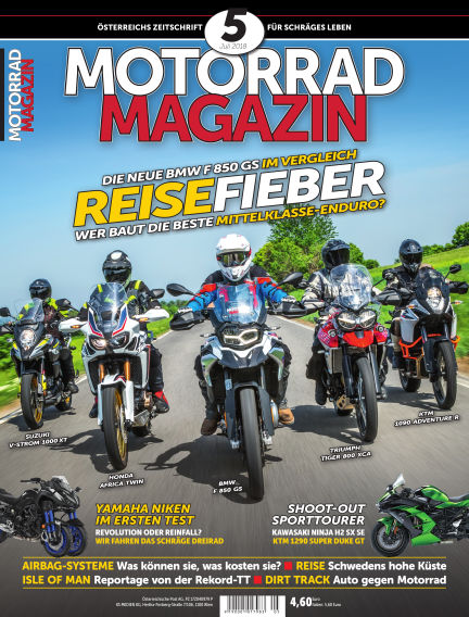 Motorradmagazin June 21, 2018 00:00