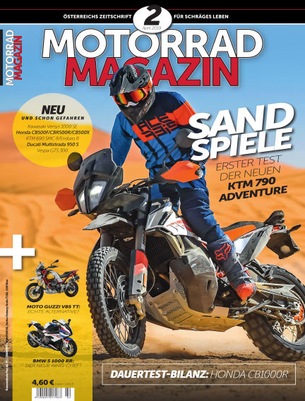 Motorradmagazin March 21, 2019 00:00