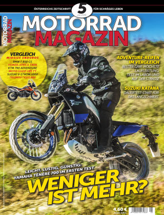 Motorradmagazin 05-2019