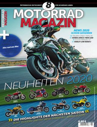 Motorradmagazin 08-2019